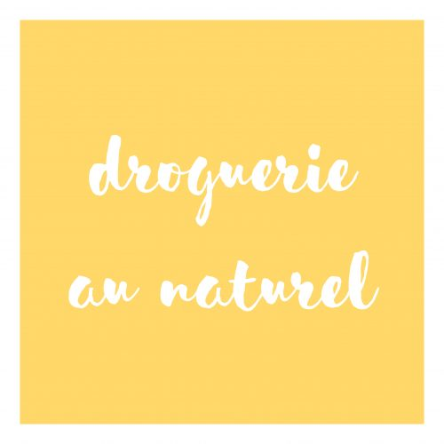Droguerie au naturel