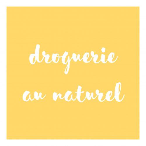 Droguerie au naturel